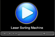 Laser Sorting Machine : A Movie by Pegasys System Pvt Ltd