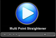 Multi Point Straightener : A Movie by Pegasys System Pvt Ltd